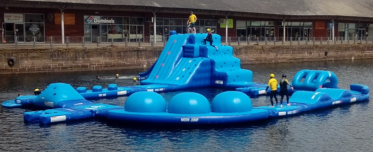 Watersports Centre on Dundee's Maritime Trail
