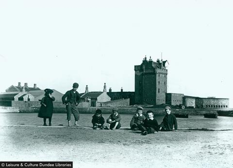 Broughty Ferry Beach & Castle